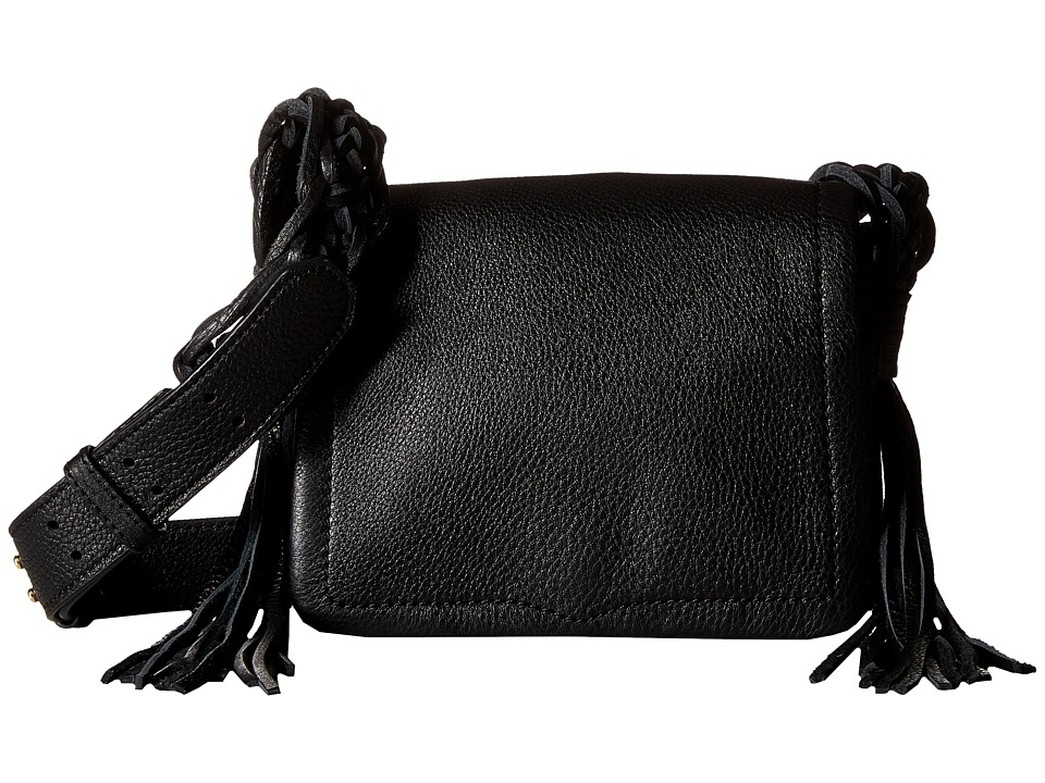 Rebecca Minkoff - Small Wendy Crossbody (Black) Cross Body Handbags