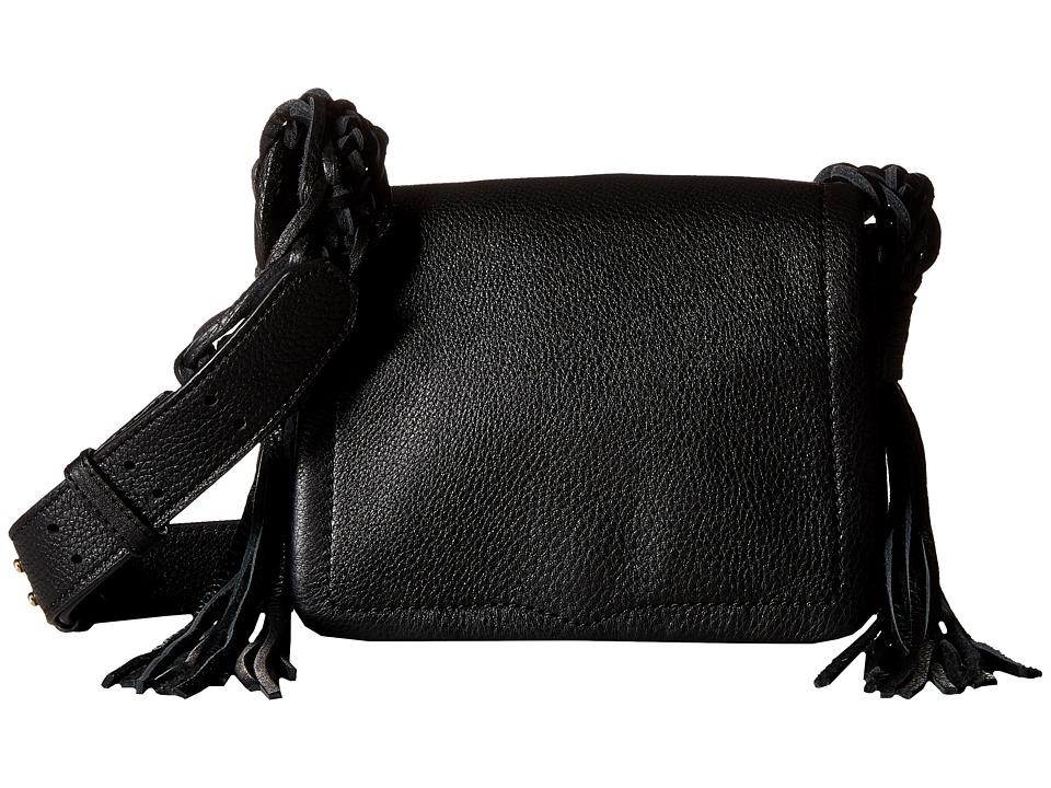 Rebecca Minkoff - Small Wendy Crossbody (Black) Cross Body Handbags
