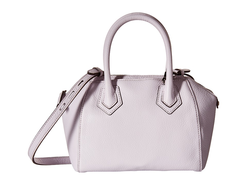 Rebecca Minkoff - Micro Perry Satchel (Pale Lilac) Satchel Handbags