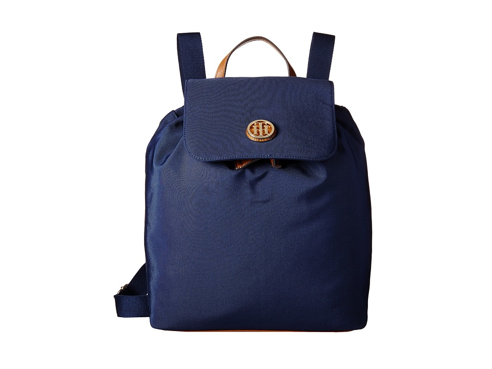 Tommy Hilfiger - Ivy - Backpack - Nylon (Navy) Backpack Bags