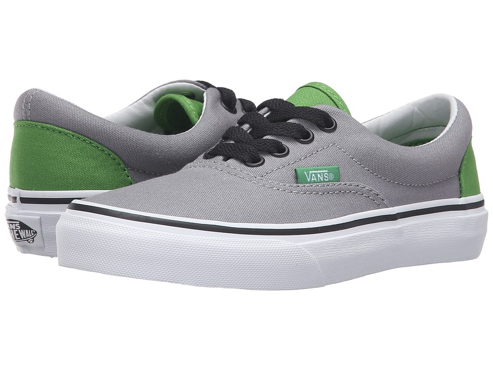 Vans Kids - Era (Little Kid/Big Kid) ((Pop) Online Lime/Frost Gray) Boys Shoes