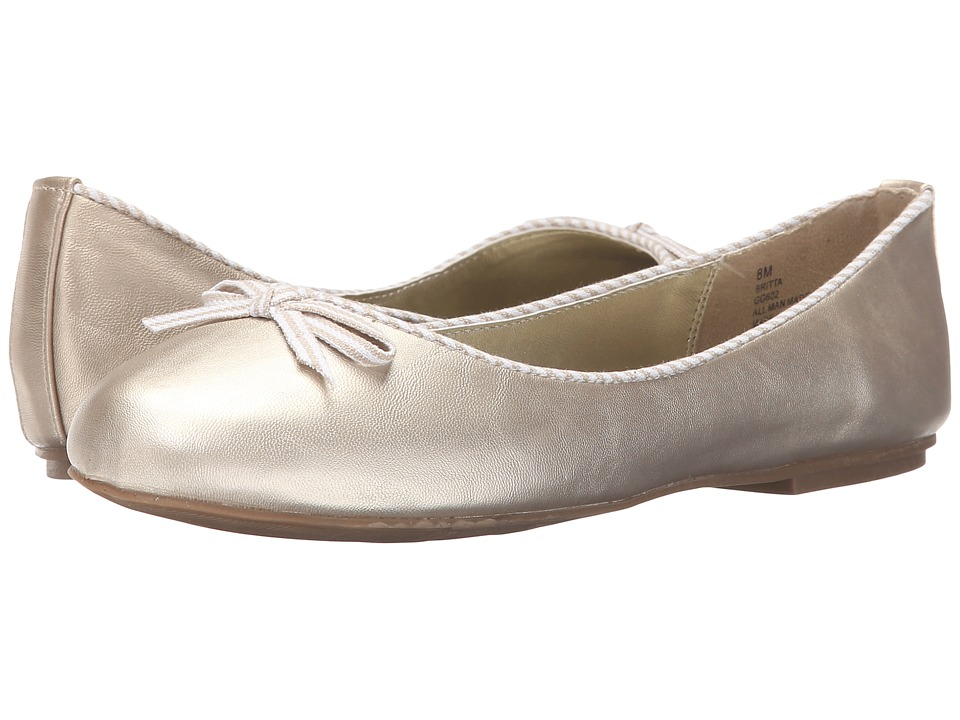 MIA - Britta (Soft Gold) Women's Shoes