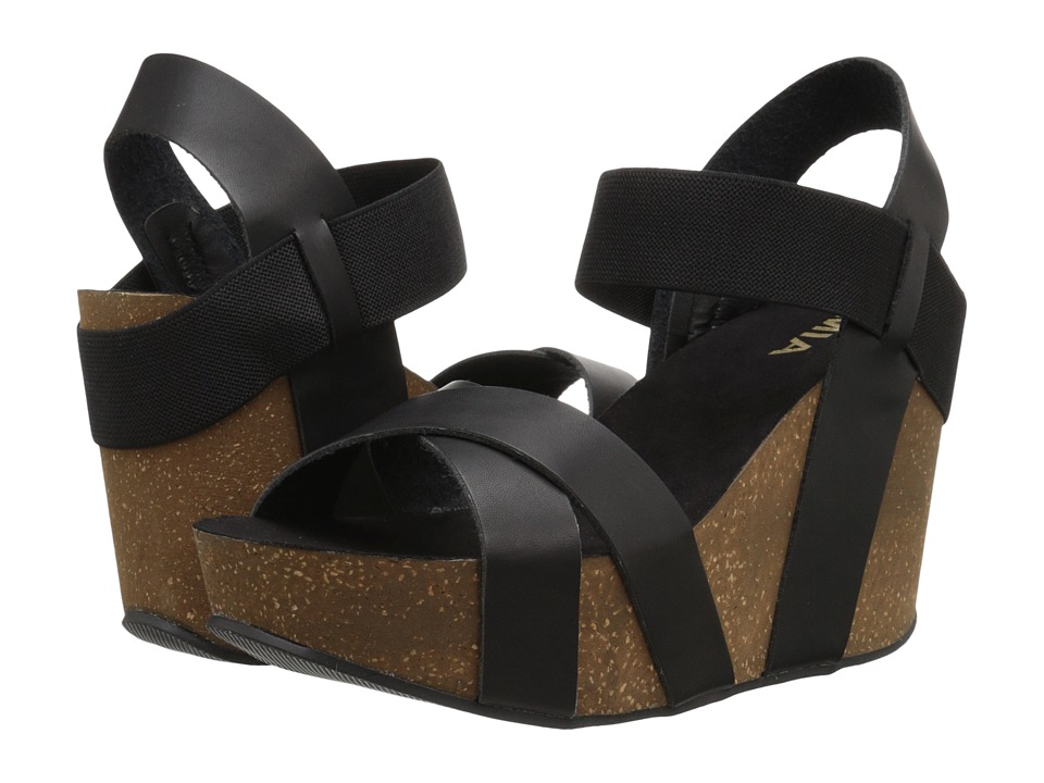 MIA - Joy (Black) Women's Shoes