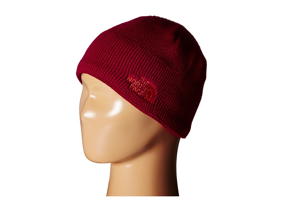 The North Face Kids - Bones Beanie (Big Kids) (Biking Red (Prior Season)) Beanies