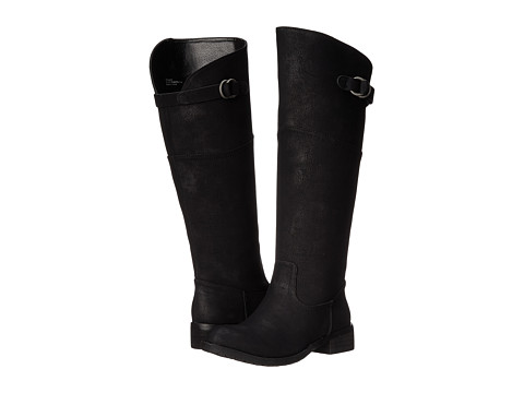 VOLATILE - Brogan (Black) Women's Boots