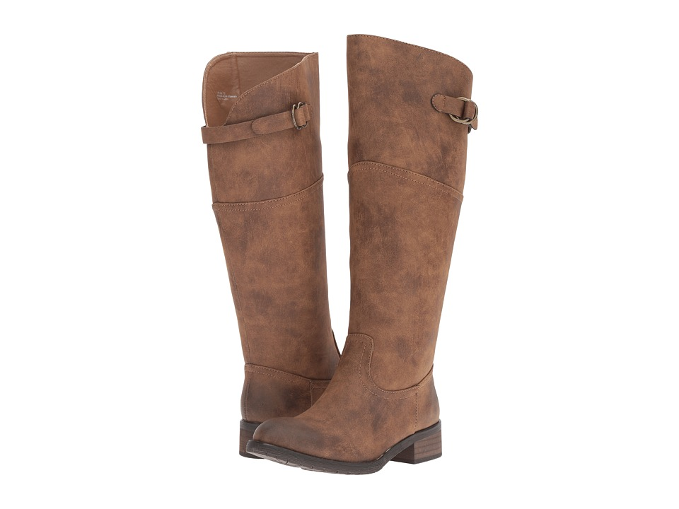 VOLATILE - Brogan (Tan) Women's Boots