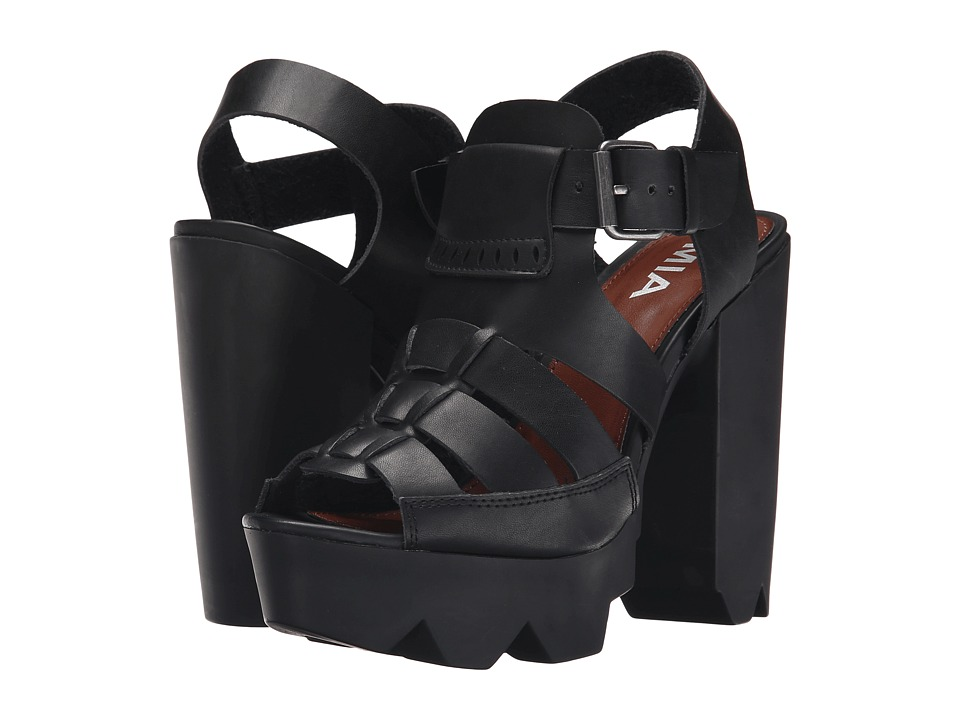 MIA - Luka (Black) Women's Shoes