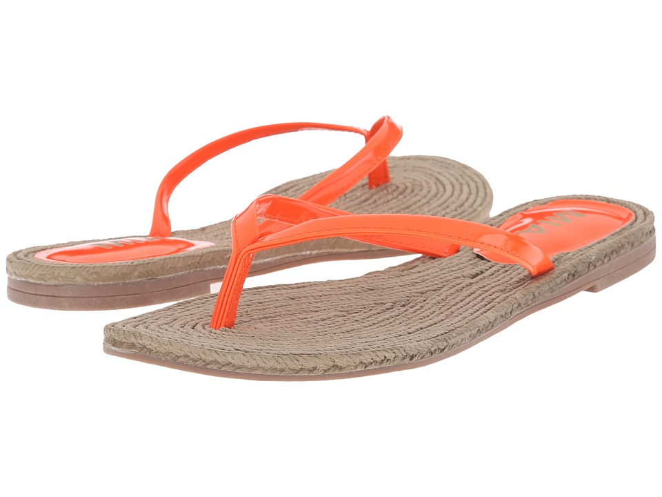 MIA - Nazar (Orange) Women's Shoes