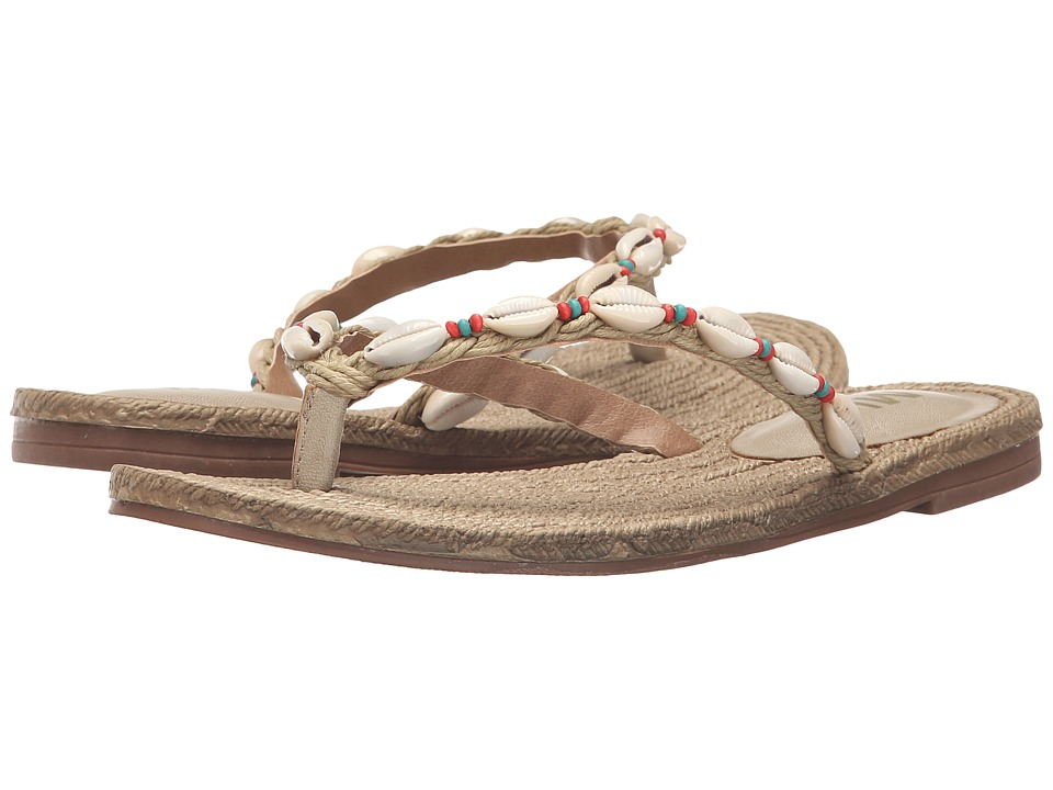 MIA - Neomi (Natural) Women's Toe Open Shoes