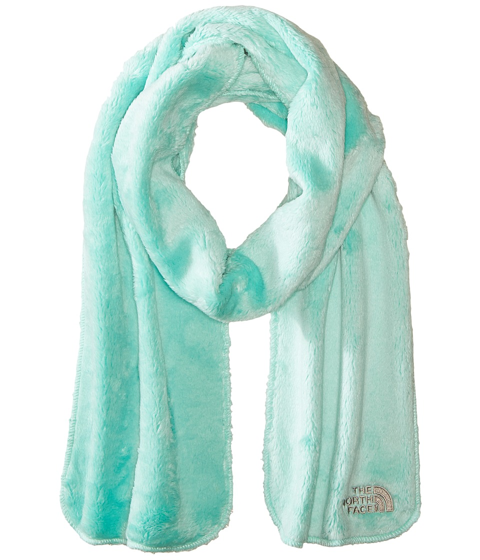 The North Face Kids - Girls Denali Thermal Scarf (Big Kids) (Ice Green) Scarves