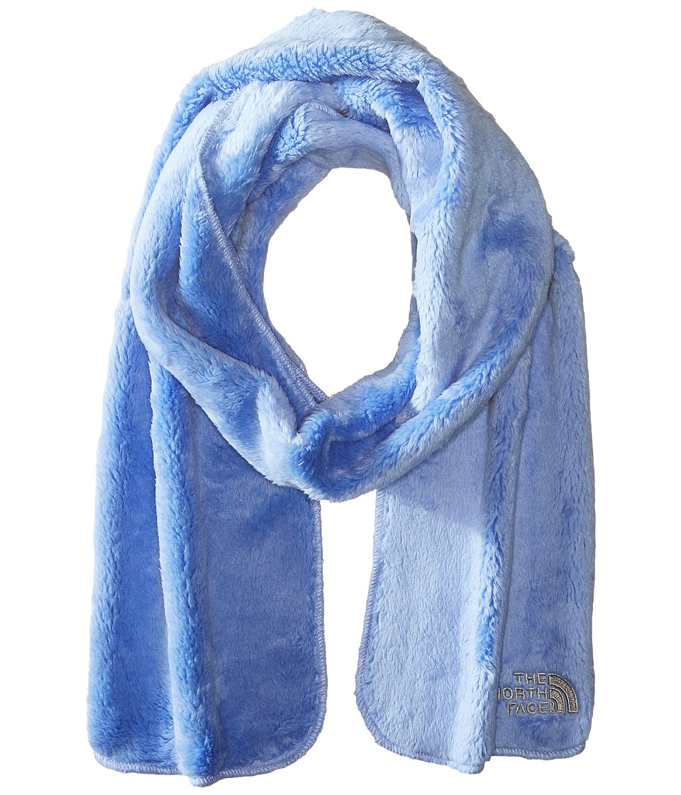 The North Face Kids - Girls Denali Thermal Scarf (Big Kids) (Grapemist Blue) Scarves