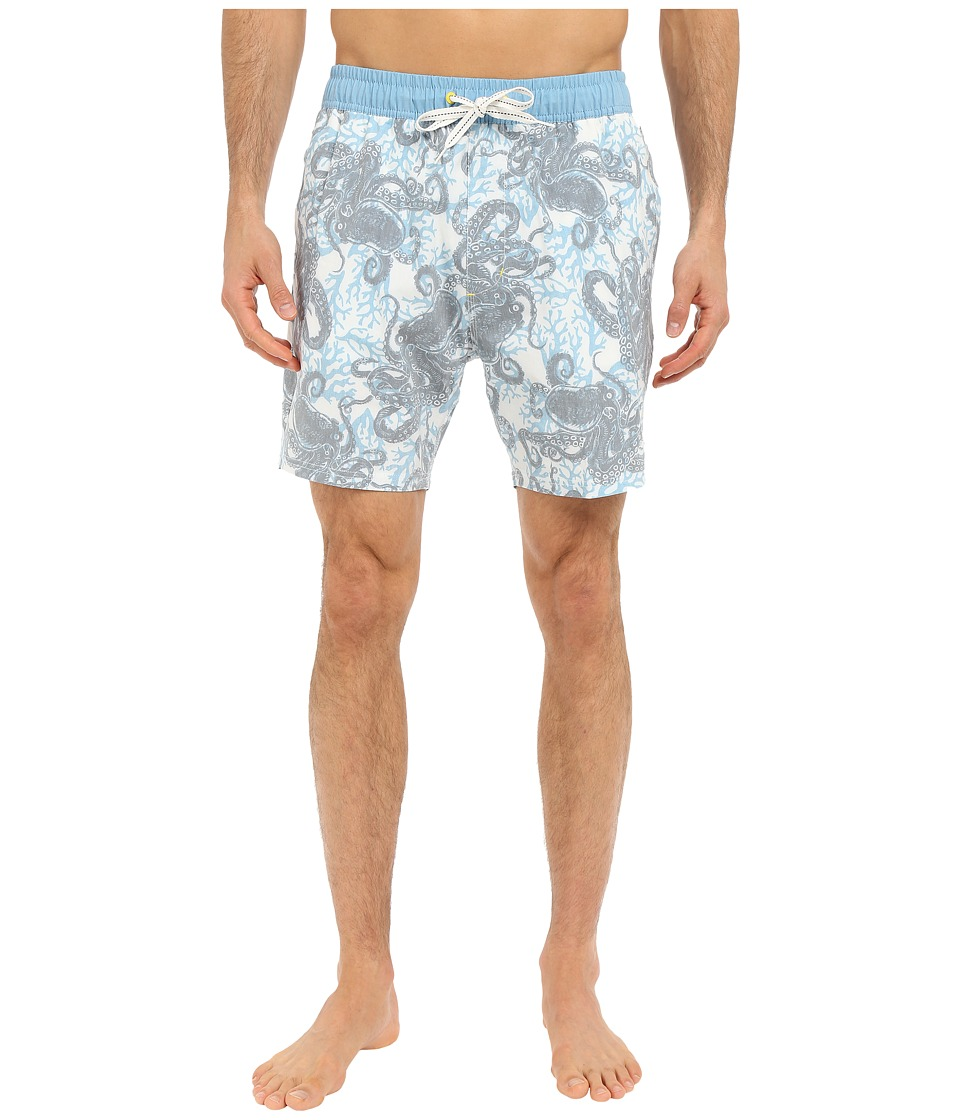 Sperry - Sucker for You Volley Shorts (Atlas) Men's Swimwear
