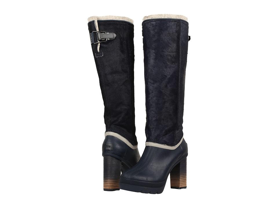 SOREL - Medina IV Premium (Collegiate Navy/Black) Women's Waterproof Boots