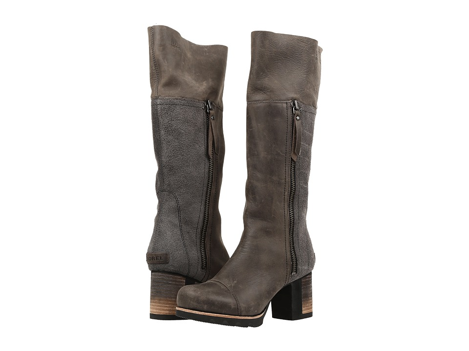 SOREL Addington Tall (Dark Grey) Women