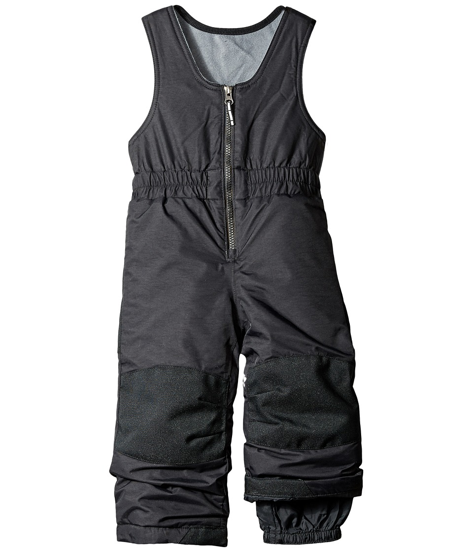 Columbia Kids - Buga Bib (Toddler) (Black) Kid's Jumpsuit & Rompers One Piece