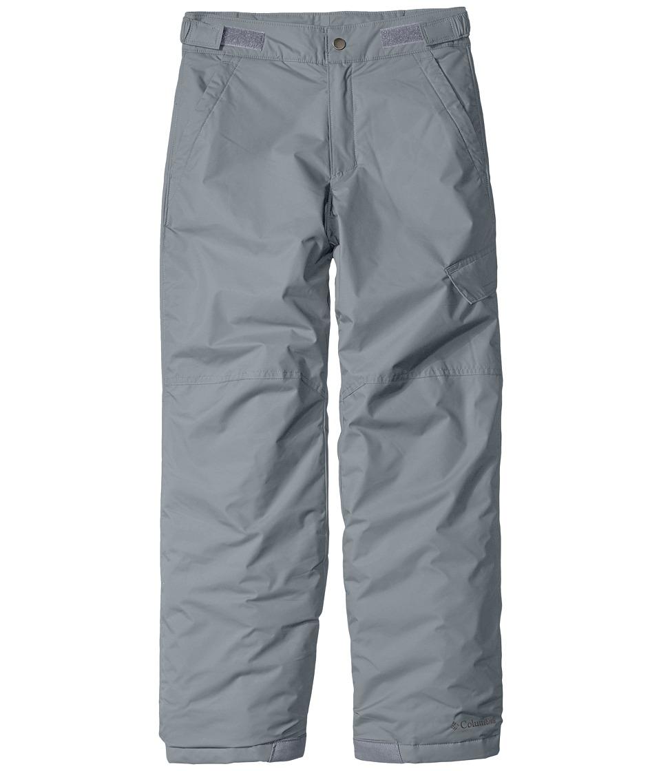 Columbia Kids - Ice Slope II Pants (Toddler) (Grey Ash) Kid's Casual Pants