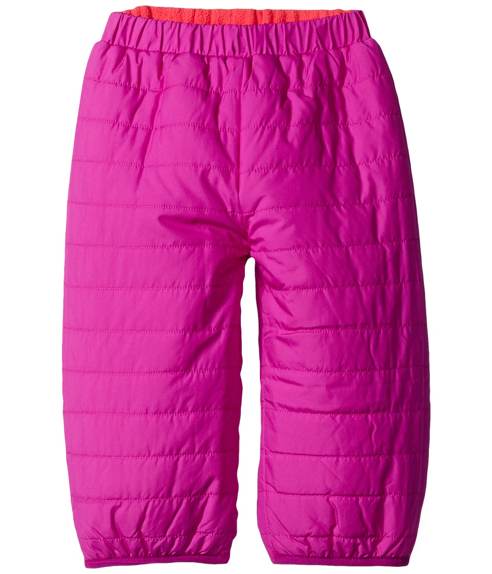Columbia Kids - Double Trouble Pant (Toddler) (Bright Plum/Punch Pink) Kid's Casual Pants