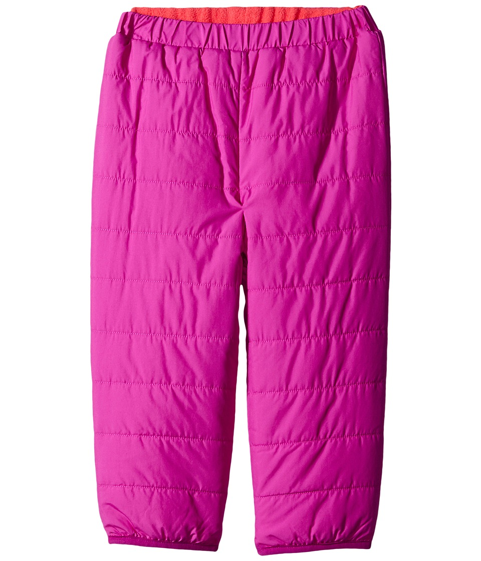 Columbia Kids - Double Trouble Pant (Infant) (Bright Plum/Punch Pink) Kid's Casual Pants