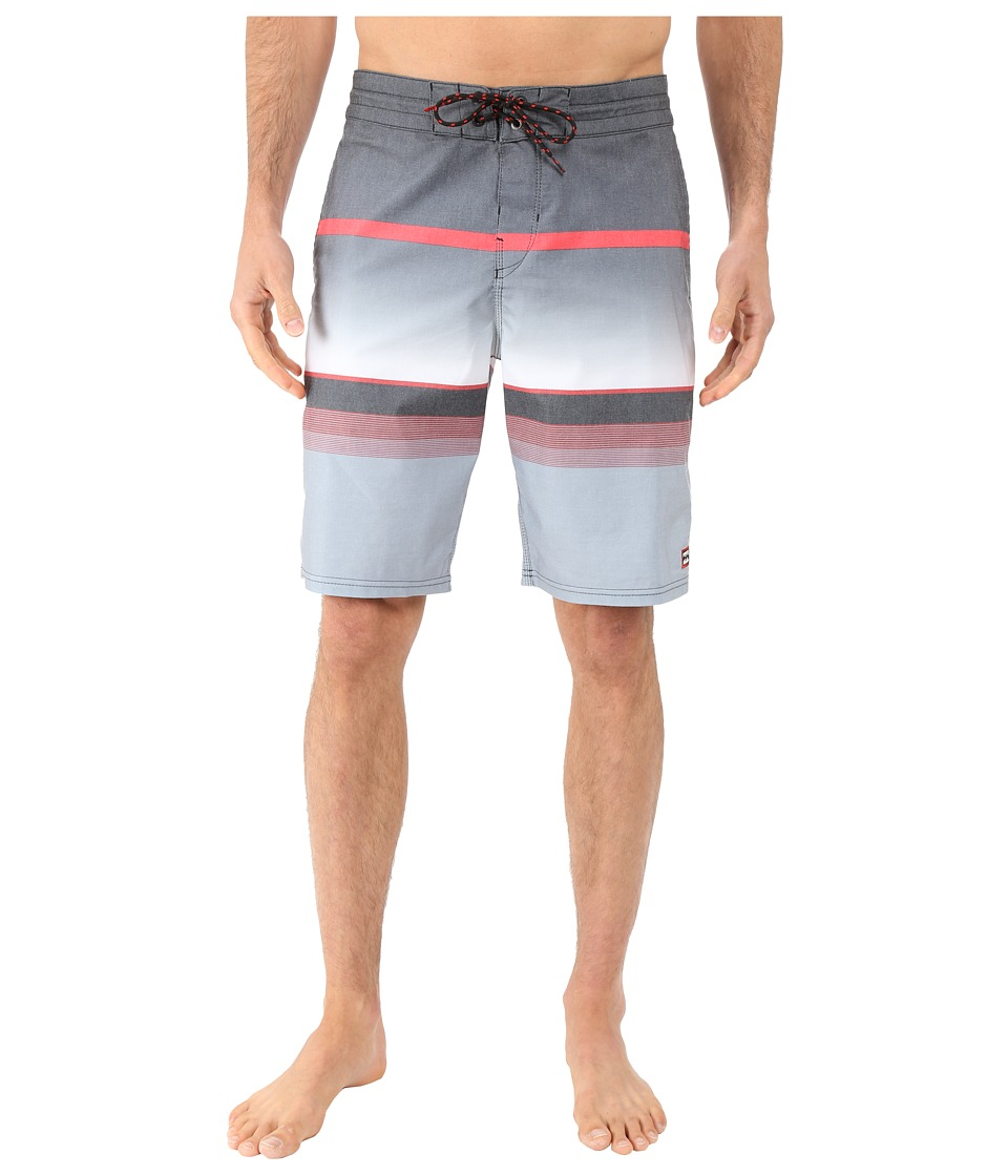 Billabong - Spinner Lo Tides 21 Boardshorts (Black) Men's Swimwear