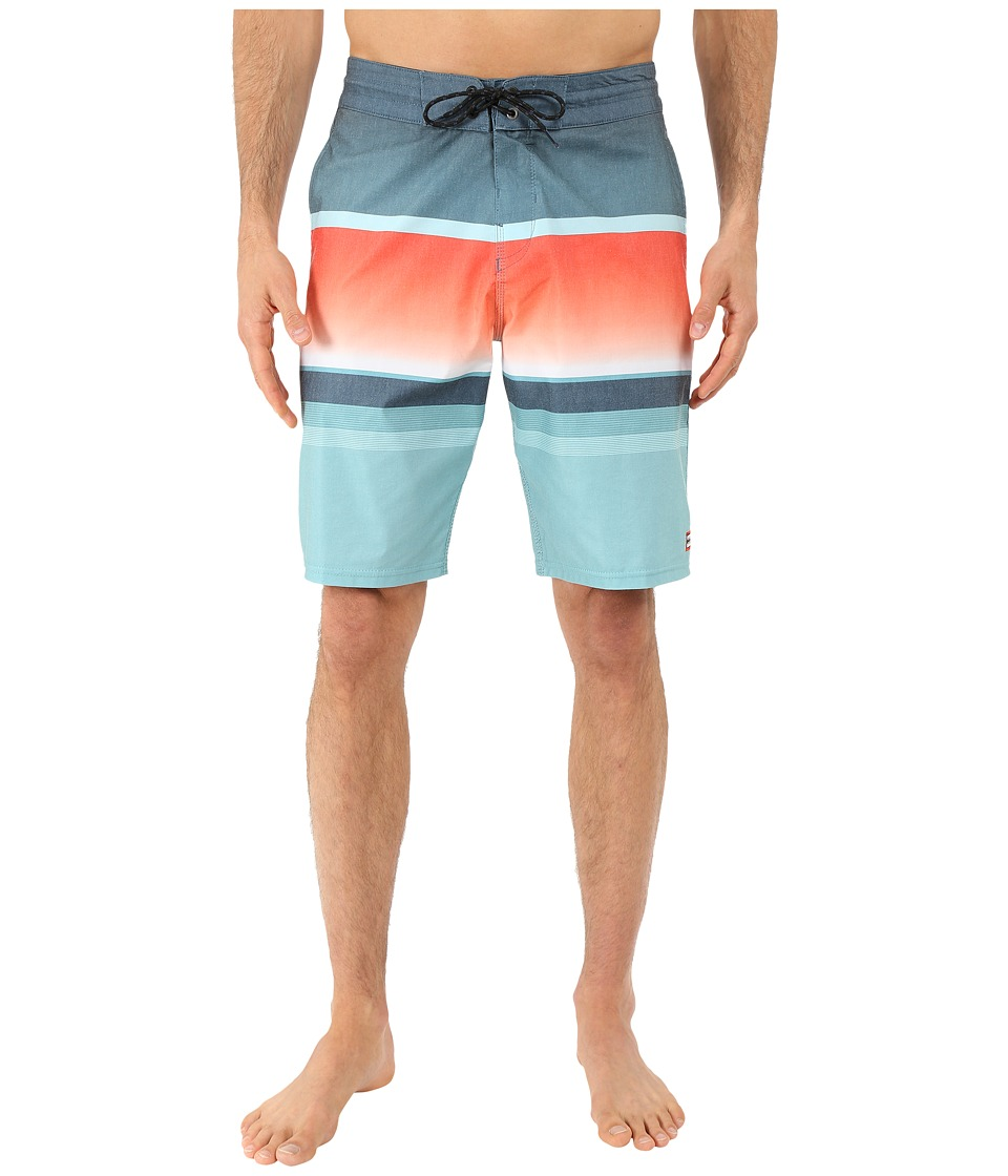 Billabong - Spinner Lo Tides 21 Boardshorts (Haze) Men's Swimwear