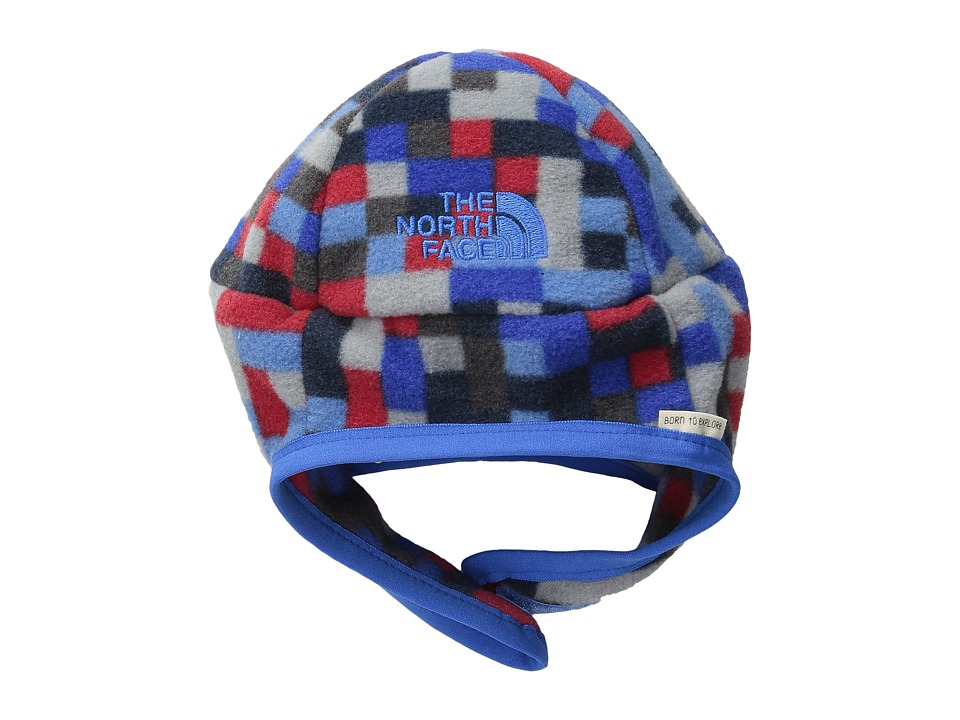 The North Face Kids - Nugget Beanie (Infant) (Jake Blue Pixel Print) Beanies