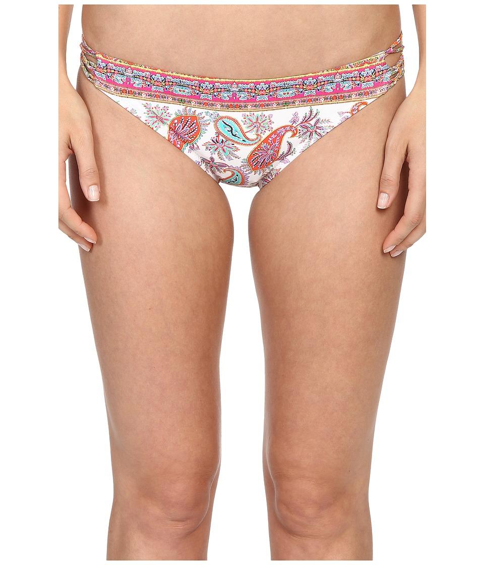 Nanette Lepore - Gypsy Queen Dreamer Bottom (Multi) Women's Swimwear