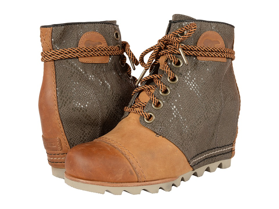 SOREL 1964 Premium Wedge (Elk) Women