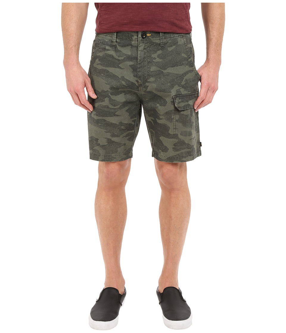 Billabong - Vandenberg Shorts (Fatigue) Men's Shorts