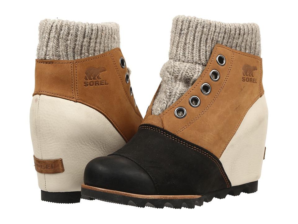 SOREL - Joanie Sweater (Elk) Women's Waterproof Boots