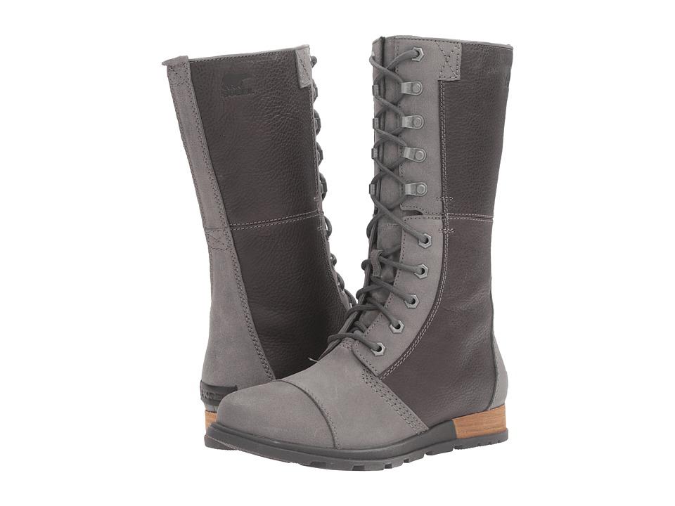 SOREL - Major Maverick (Quarry) Women's Lace-up Boots