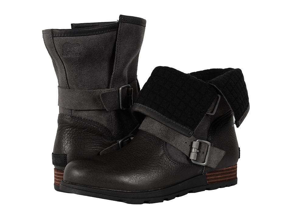 SOREL Major Moto (Dark Grey) Women