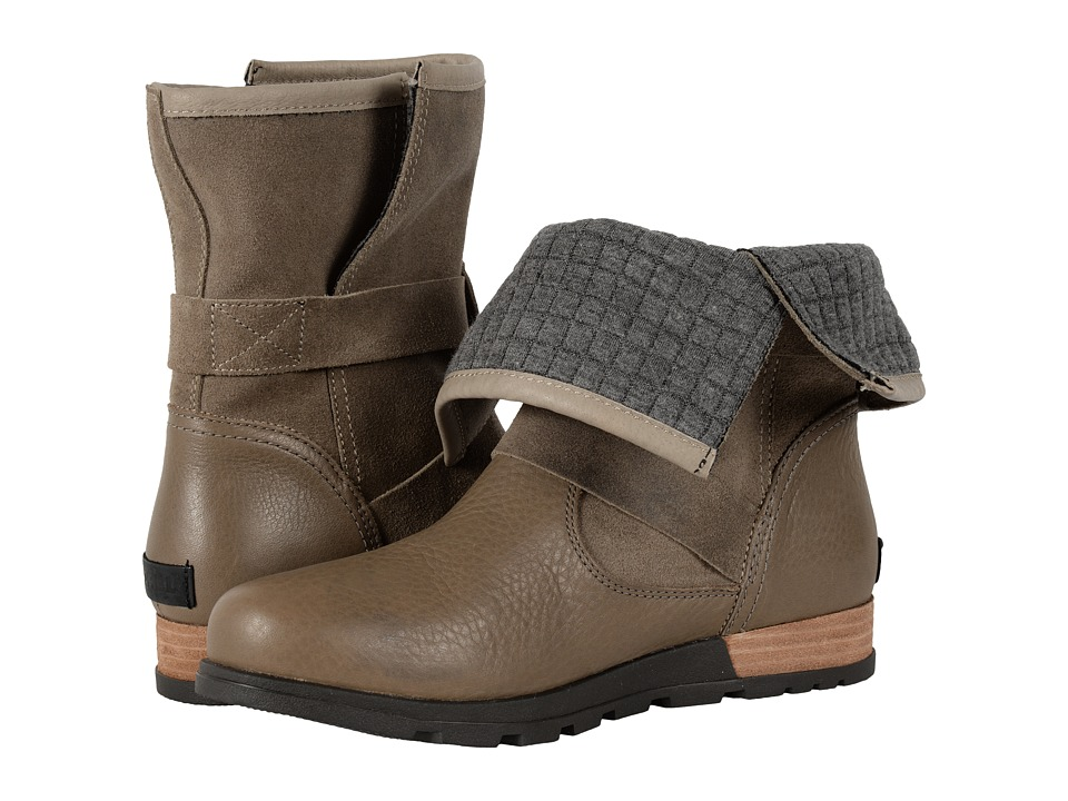 SOREL - Major Moto (Pebble) Women's Boots