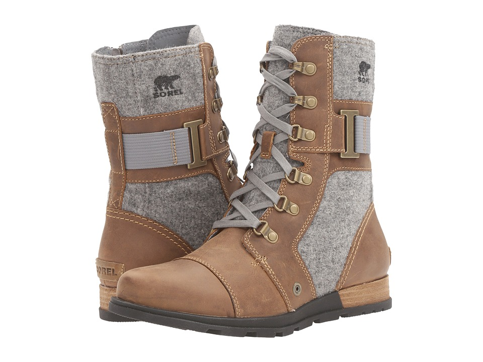 SOREL - Major Carly (Curry) Women's Cold Weather Boots