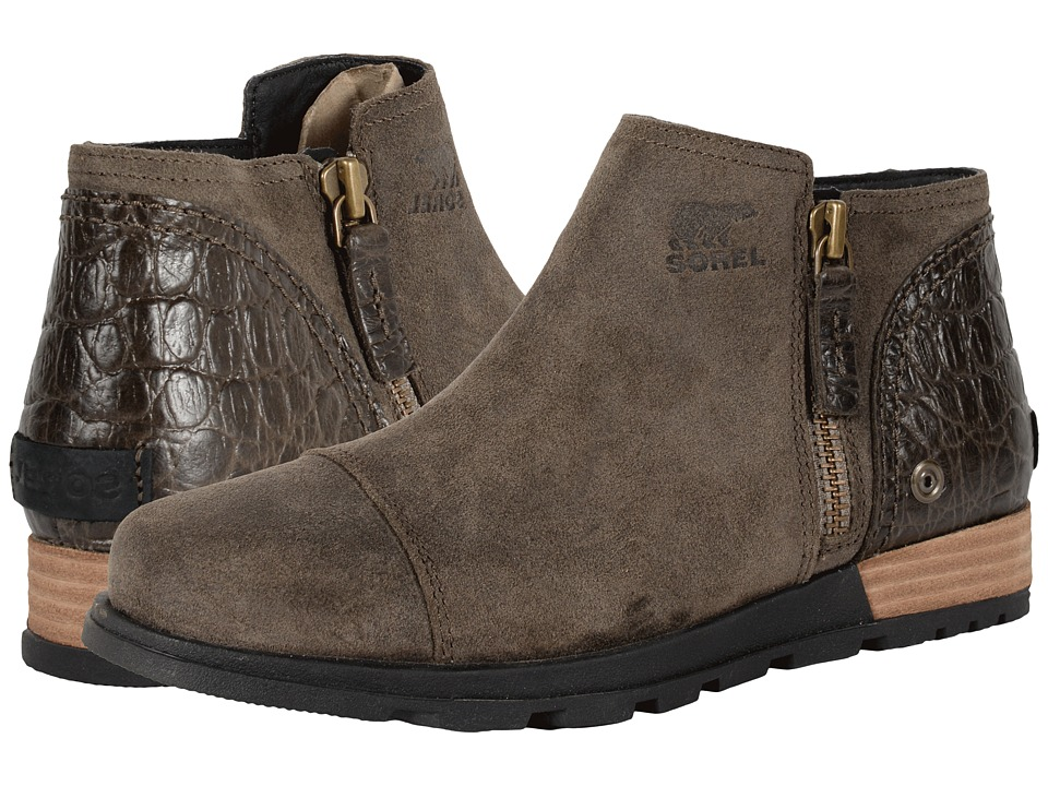 SOREL - Major Low (Major) Women's Zip Boots