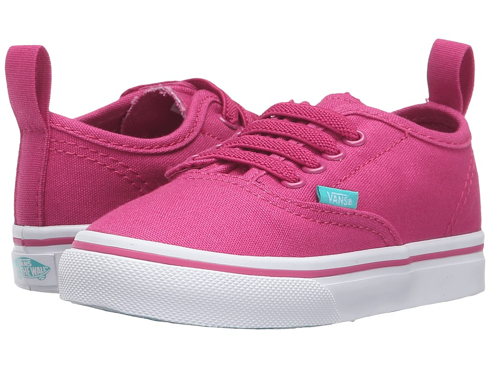 Vans Kids - Authentic V Lace (Toddler) ((Pop) Lilac Rose/Ceramic) Girls Shoes
