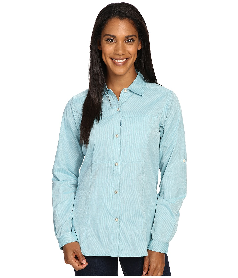 ExOfficio Lightscape Digi-Stripe (Niagara) Women