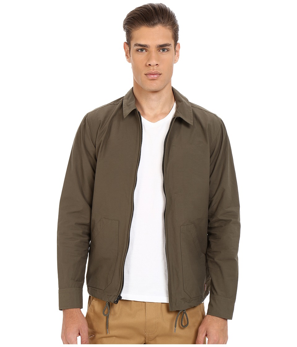 Billabong - Briggs Jacket (Fatigue) Men's Coat