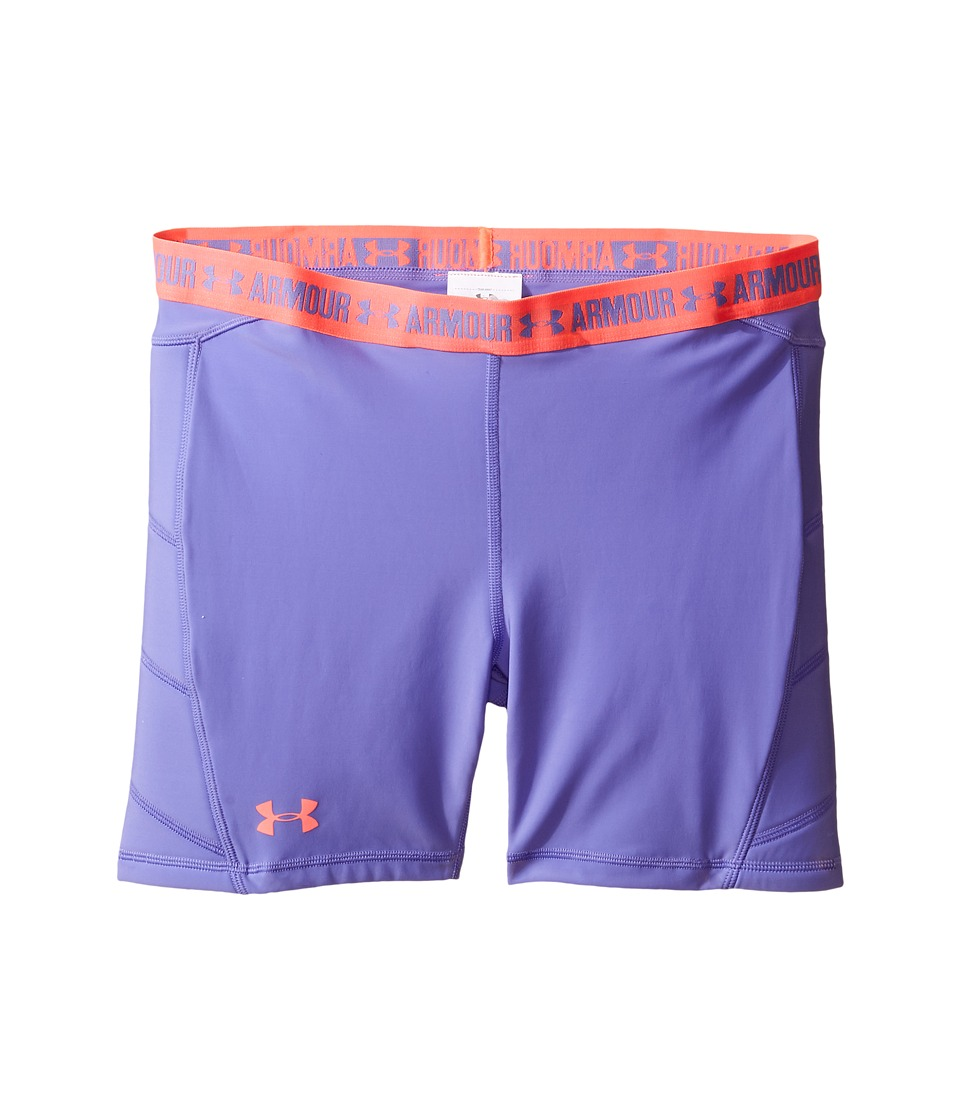 Under Armour Kids - UA Softball Slider (Big Kids) (Violet Storm/Brilliance/Brilliance) Girl's Workout