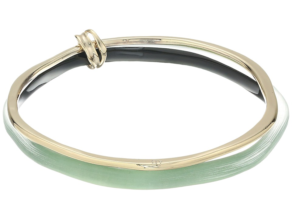 Alexis Bittar - Liquid Metal Paired Bangle Bracelet (Rosemary) Bracelet