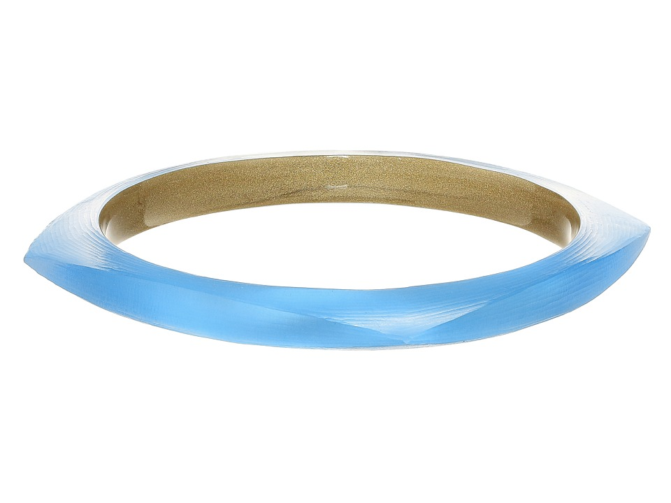 Alexis Bittar - Square Bangle (Azure) Bracelet