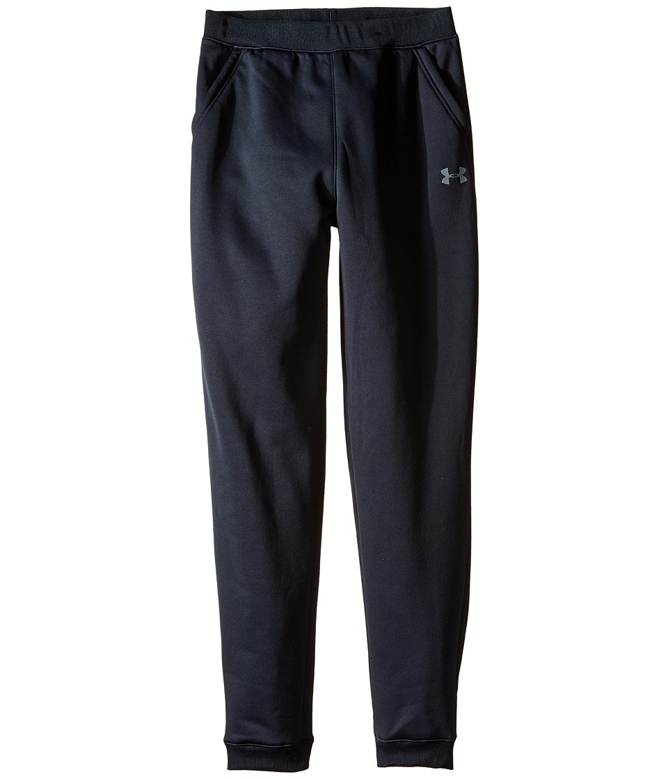 Under Armour Kids - Armour(r) Fleece Storm Jogger Pants (Big Kids) (Black/Graphite) Boy's Casual Pants