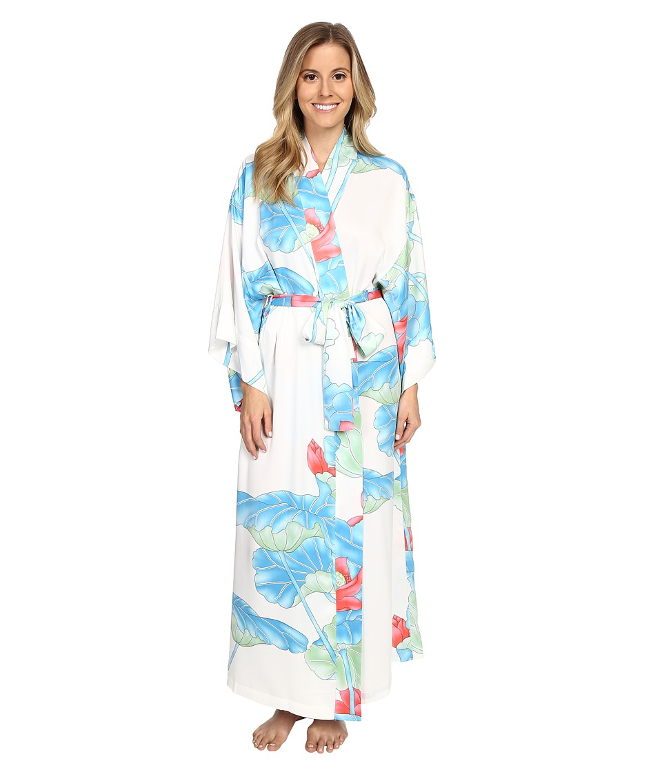 Natori - Lian Robe (Warm White) Women's Robe