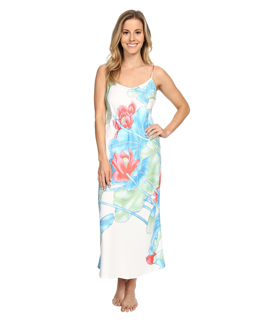 Natori - Lian Gown (Warm White) Women's Pajama