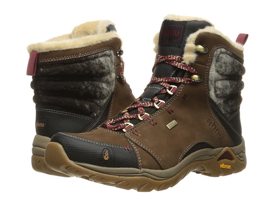 Ahnu Montara Boot Luxe WP (Corduroy) Women