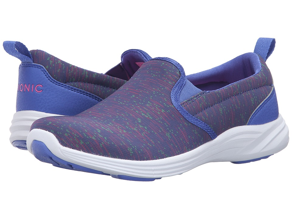 VIONIC - Agile Kea Slip-On (Cobalt) Women's Slip on Shoes