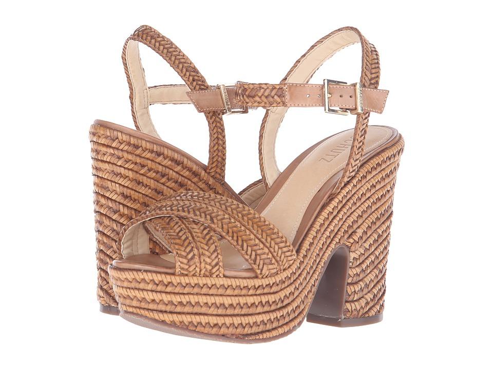 Schutz - Aileen (Bamboo) Women's Shoes