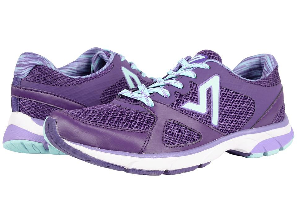 VIONIC - Drift Satima Lace-Up (Purple) Women's Lace up casual Shoes