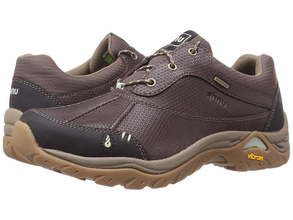 Ahnu - Calaveras WP (Cortado) Women's Shoes