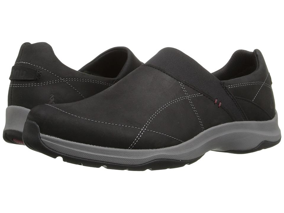 Ahnu - Taraval Slip-On (Black) Women's Slip on Shoes