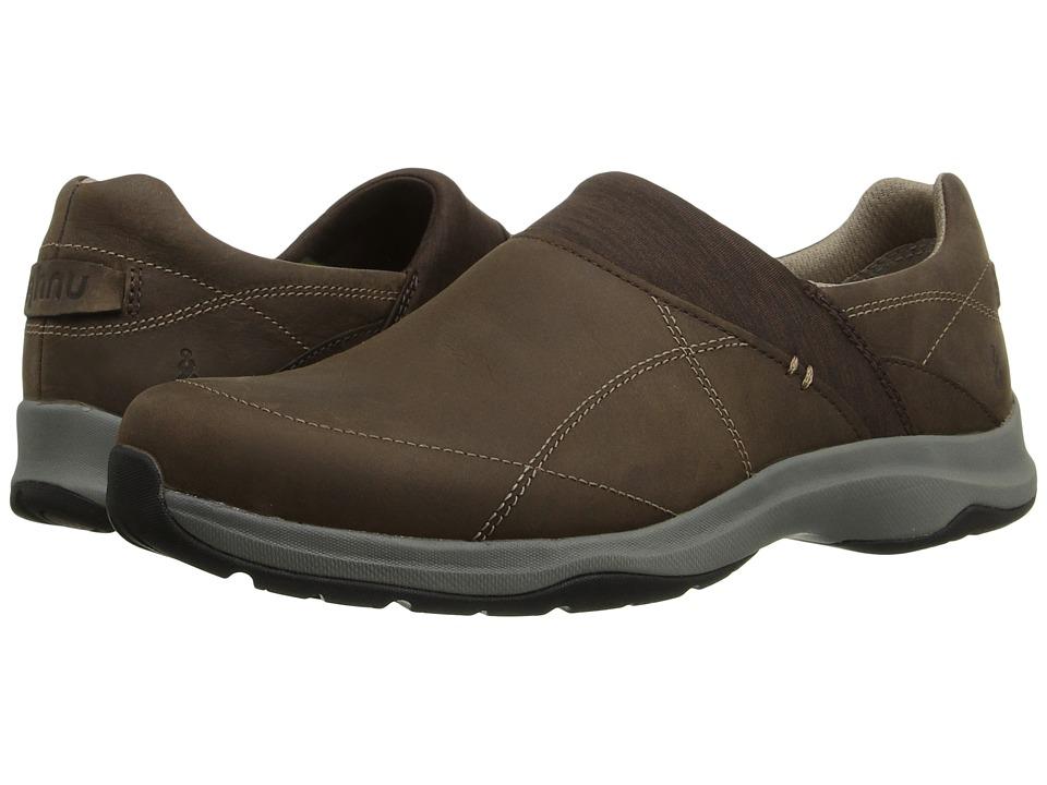 Ahnu - Taraval Slip-On (Porter) Women's Slip on Shoes